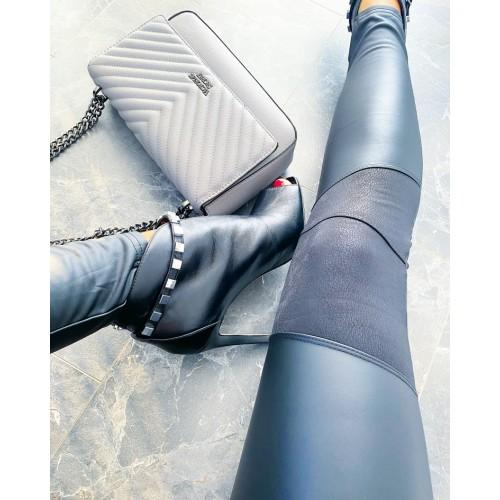 Luxusní zateplené kalhoty Fashion velikost S a M