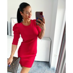 Červené šaty Madam