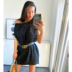 Černé šaty Seňorita + dárek