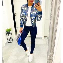 Basic kalhoty Dora tmavě modré vel  S M L