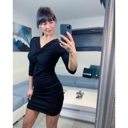Černé šaty Emily
