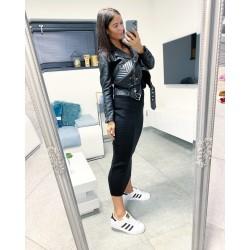 Černá dlouhá sukně