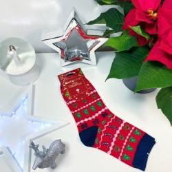 Vánoční ponožky model 1