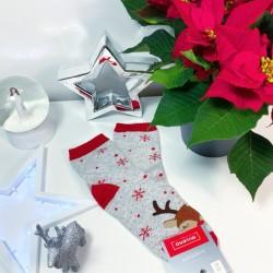 Vánoční ponožky model 3