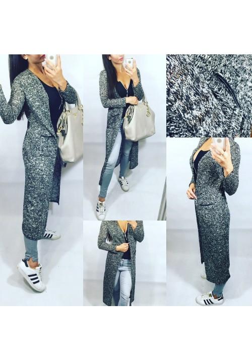Maxi luxury cardigan