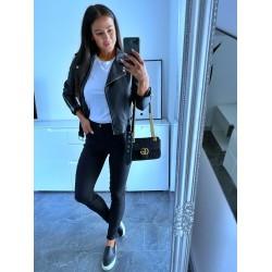 Basic kalhoty  Know barva černá vel s a m