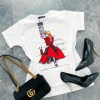 Bílé triko Women S M L