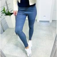 Tmavě šedé kalhoty Inspire vel S a M