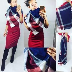 Maxi šátek model 8