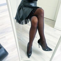 Punčochové kalhoty LUREX 20 den S/M