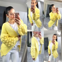 Žlutý svetr POP