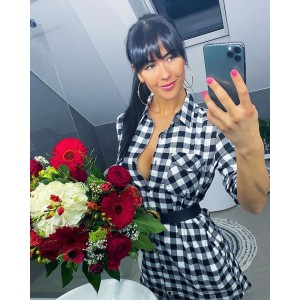 #home#smile#happy#czech#girl#gucci#guccibelt#golf#longhair#styloveonline#styloveonline.cz#love#flowers#roses#iphone#apple#today#dres#outfit#fashion# 🌹❤️🙏🏽 Než mi uvadne ,tak fotku na památku 📸 Stejné 👗 z bavlny k dostání u mě ve 4 modelech za 459kč www.styloveonline.cz ⭐️